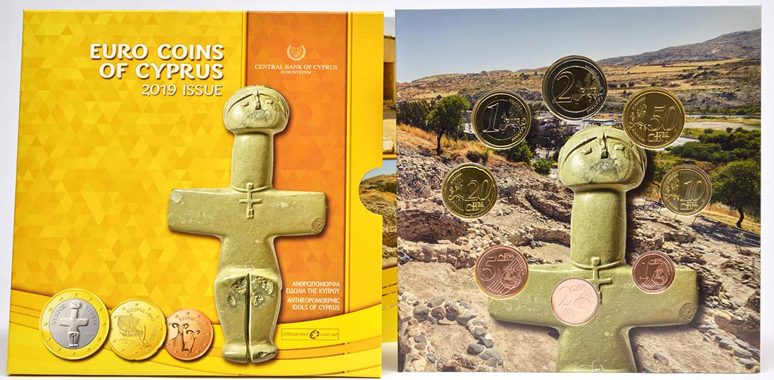 Lieferumfang:Zypern : 3,88 Euro KMS Zypern Pomos  2019 Stgl.