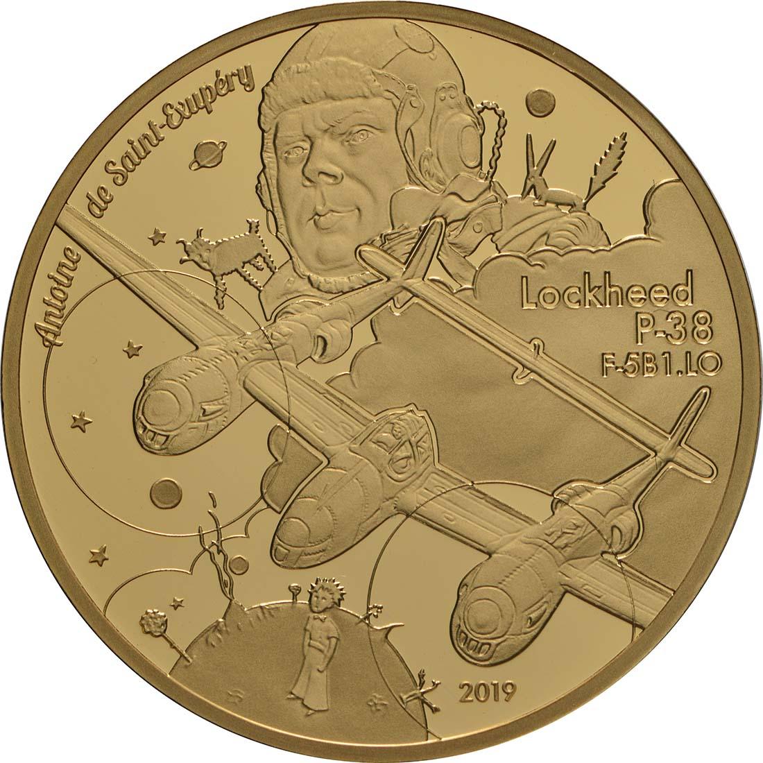 Vorderseite:Frankreich : 50 Euro P38  2019 PP