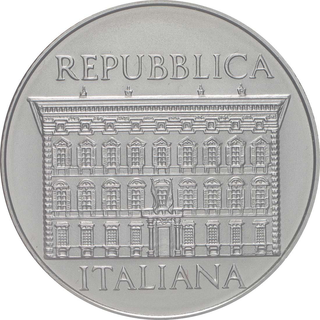 Vorderseite:Italien : 8,88 Euro KMS Italien incl. 5 Euro Cesare Maccari Si  2019 Stgl.