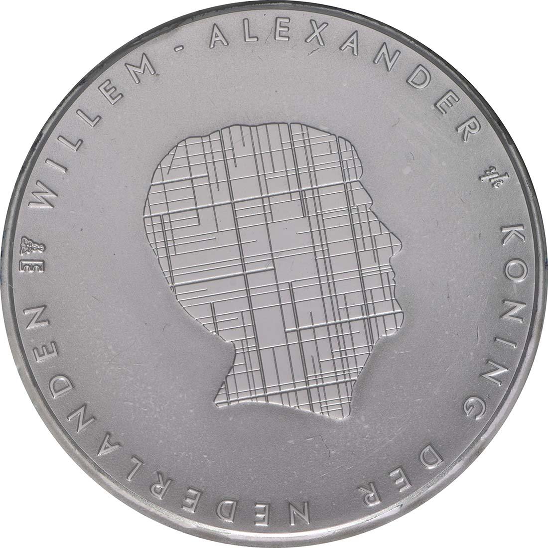 Rückseite:Niederlande : 5 Euro Beemster  2019 vz.