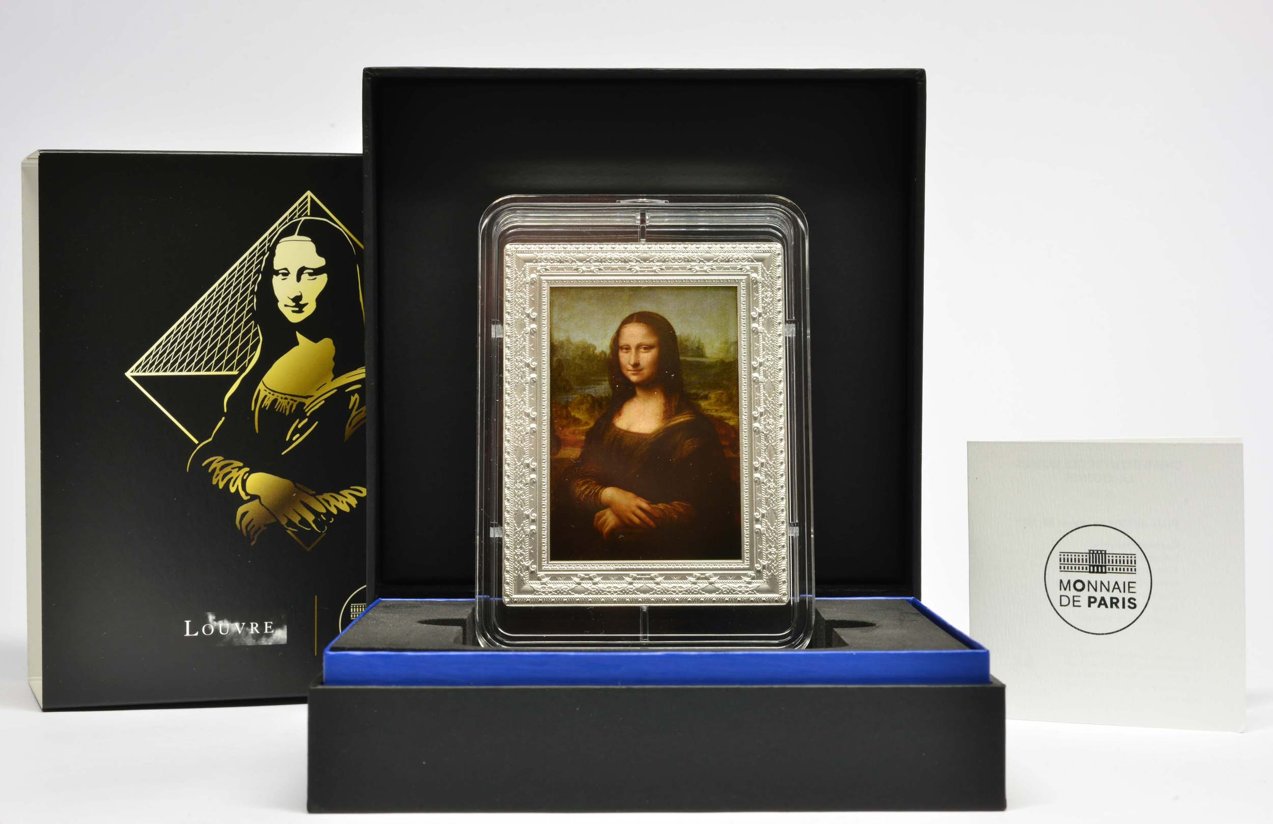 Lieferumfang:Frankreich : 250 Euro Mona Lisa  2019 PP