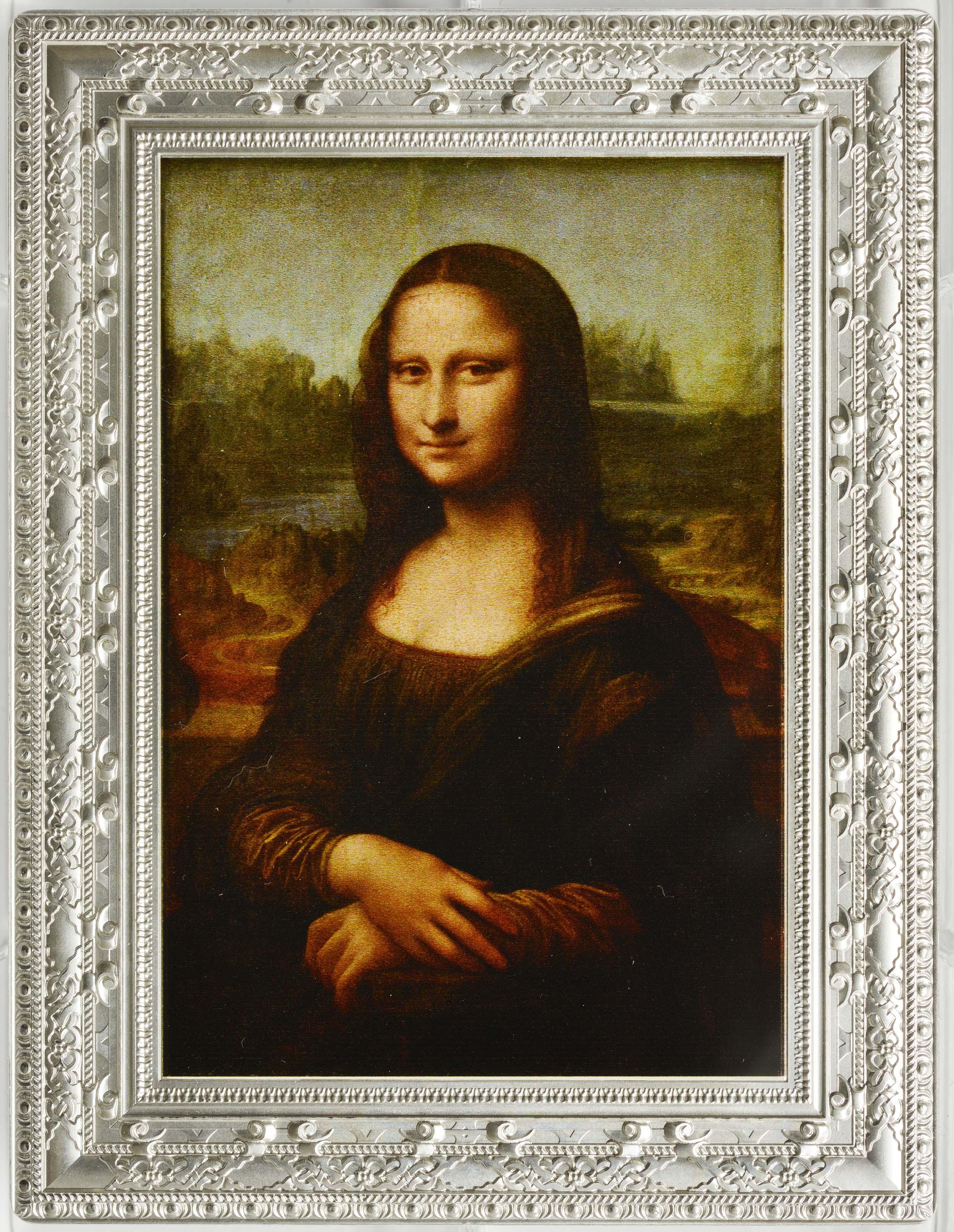Vorderseite:Frankreich : 250 Euro Mona Lisa  2019 PP