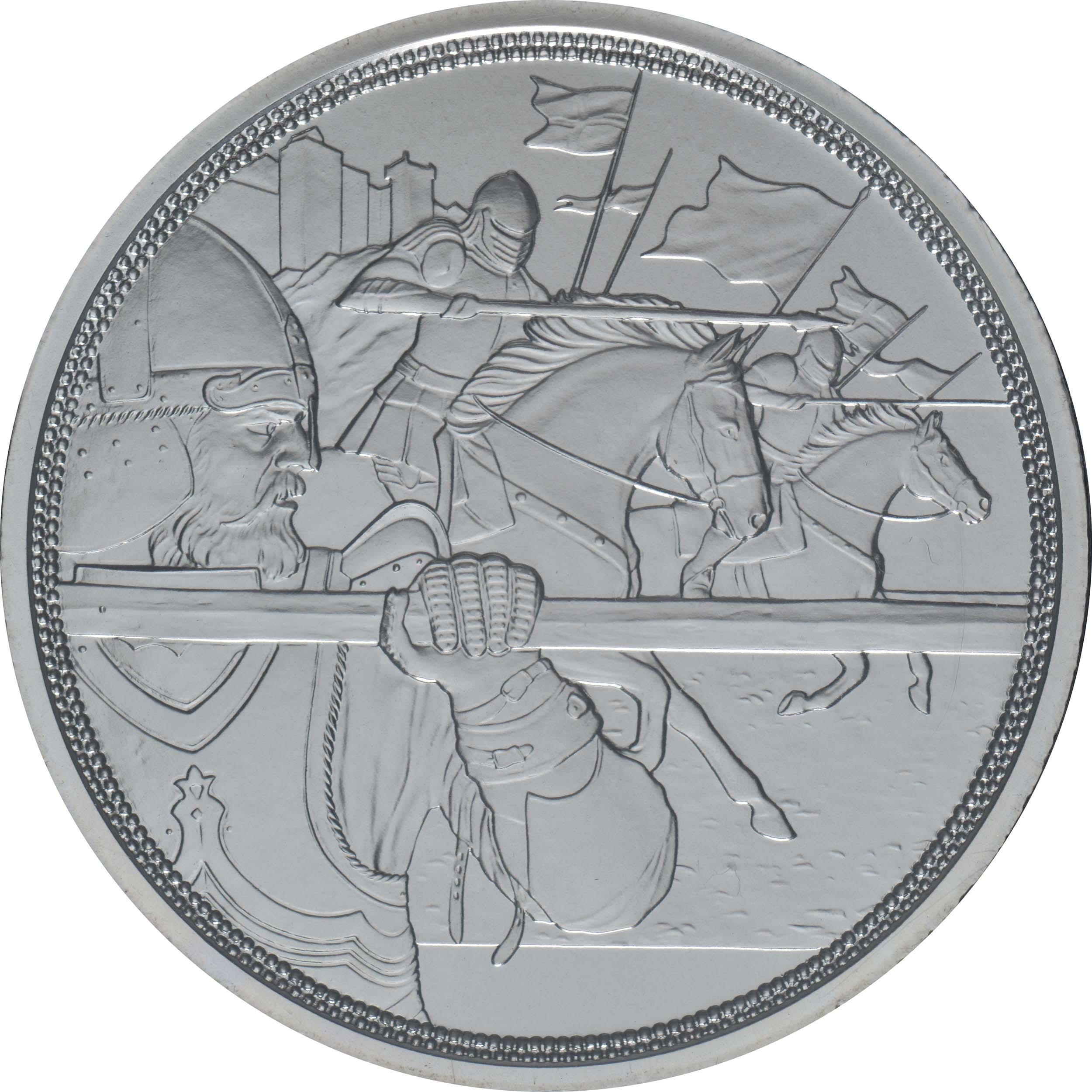 Vorderseite:Österreich : 10 Euro Tapferkeit  2020 Stgl.