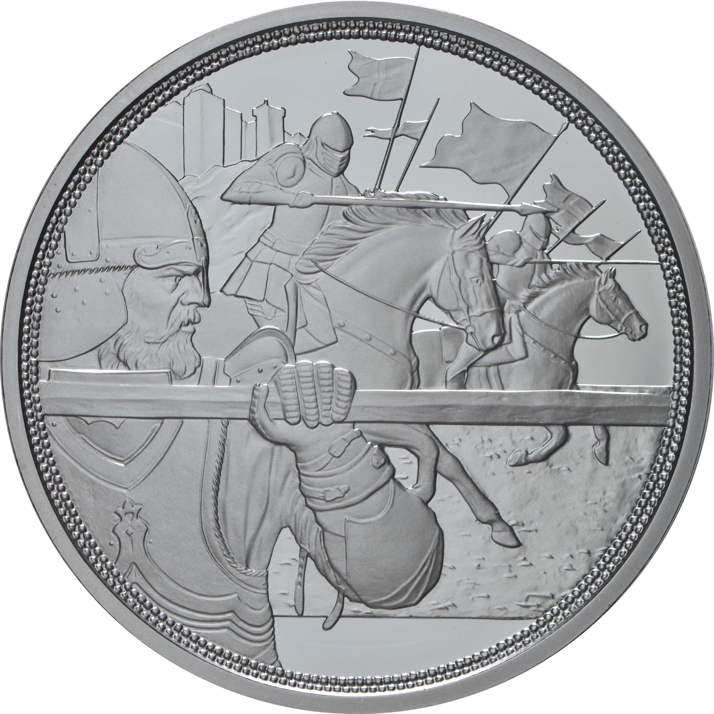 Vorderseite:Österreich : 10 Euro Tapferkeit  2020 PP