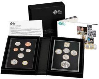 Lieferumfang:Großbritannien : 15,38 Pfund Kursmünzensatz-Collector Version  2020 PP