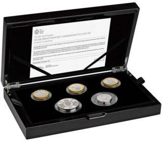 Lieferumfang:Großbritannien : 11,50 Pfund Kms - Silver Proof Commemorative Piedfort  2020 PP