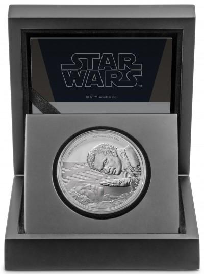 Lieferumfang:Niue : 2 Dollar Star Wars - Lando Calrissian   1 oz  2020 PP