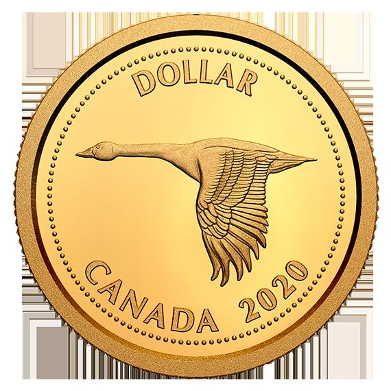 Lieferumfang:Kanada : 1 Dollar Dollar 1967 - Alex Colville #1 Einzeletui  2020 PP