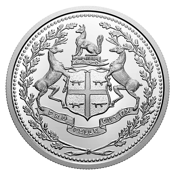 Lieferumfang:Kanada : 10 Dollar 350 Jahre Hudson´s Bay Company  2020 PP