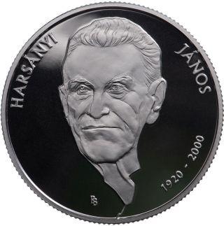 Lieferumfang:Ungarn : 10000 Forint 100. Geburtstag Janos Harsanyi  2020 PP