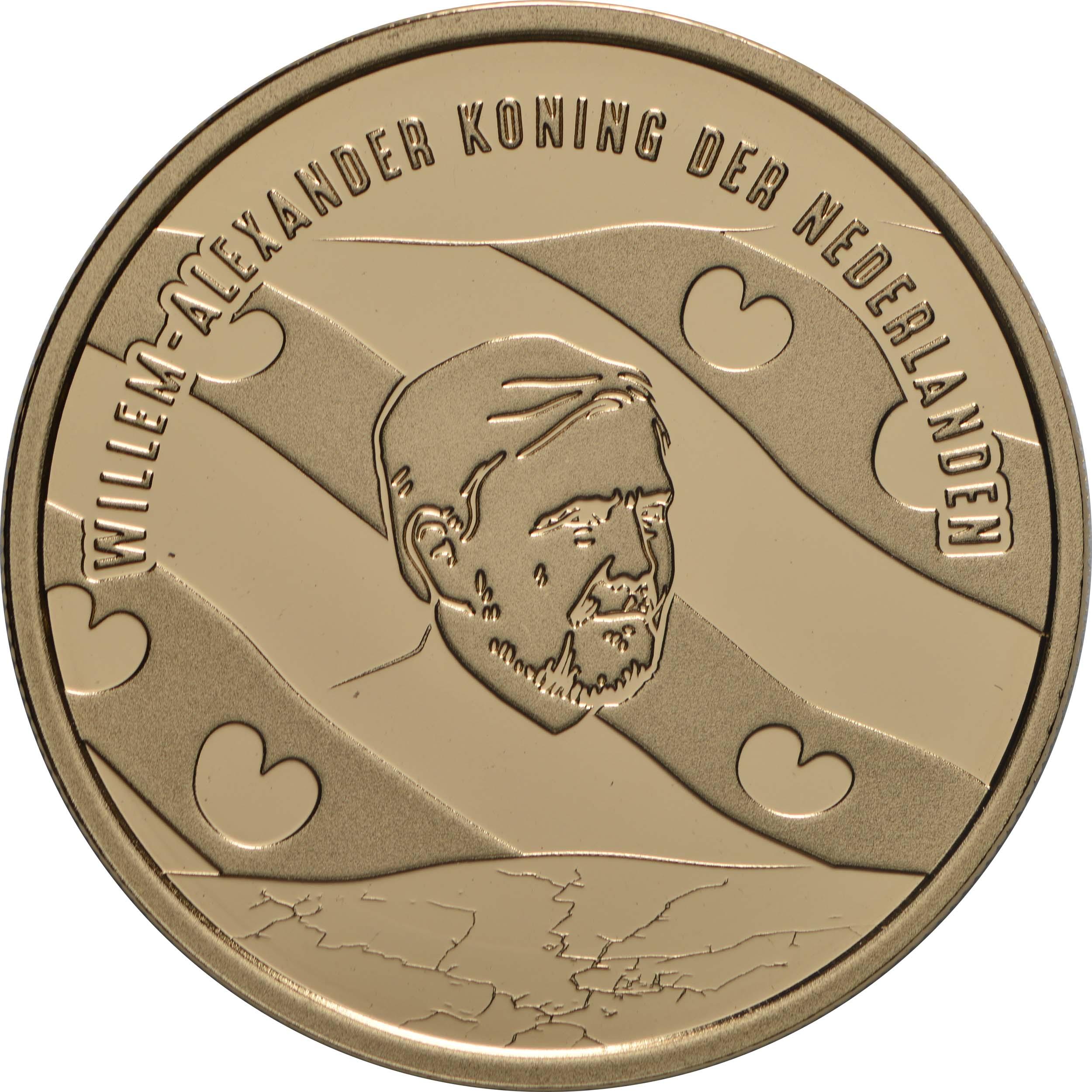 Rückseite:Niederlande : 10 Euro Wouda-Pumpwerk  2020 PP