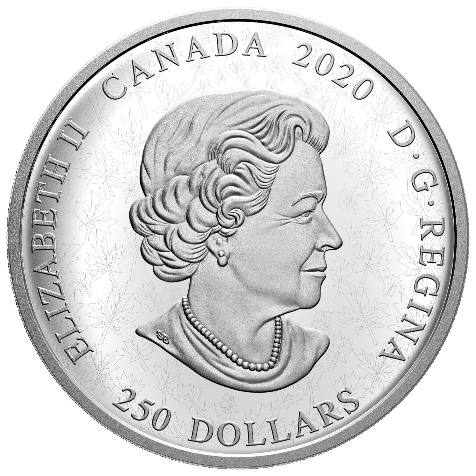 Rückseite:Kanada : 250 Dollar Reimagined 1905 Arms of Domination of Canada   2020 PP