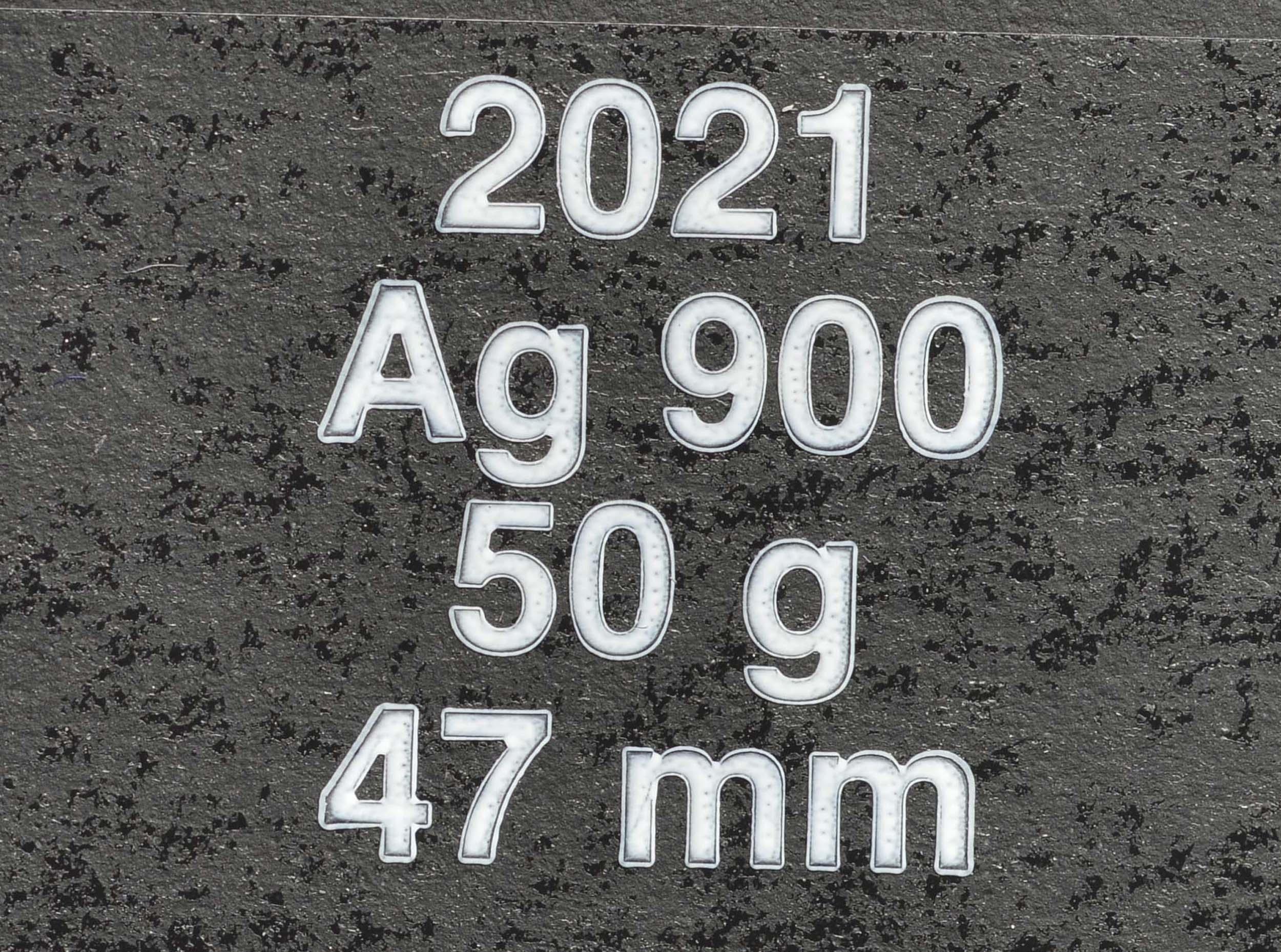 Zertifikat:Frankreich : 100 Euro Lorbeer  2021 Stgl.