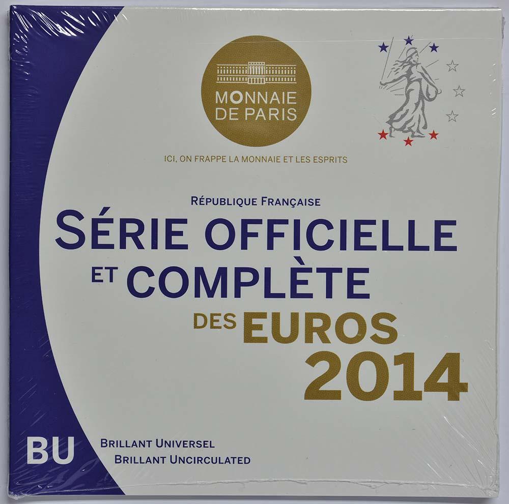 Lieferumfang:Frankreich : 3,88 Euro KMS Frankreich  2014 Stgl.