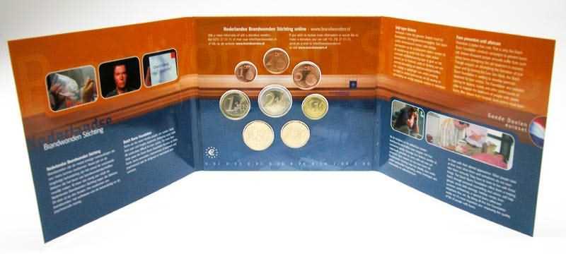 Lieferumfang:Niederlande : 3,88 Euro KMS Niederlande gute Taten Satz  2004 Stgl. KMS Niederlande 2004
