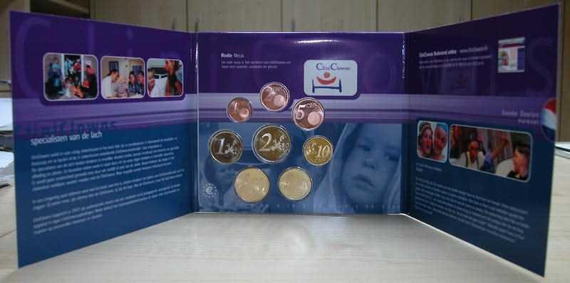 Lieferumfang:Niederlande : 3,88 Euro Originalsatz aus den Niederlanden gute Taten Satz  1999 Stgl. KMS Niederlande 1999