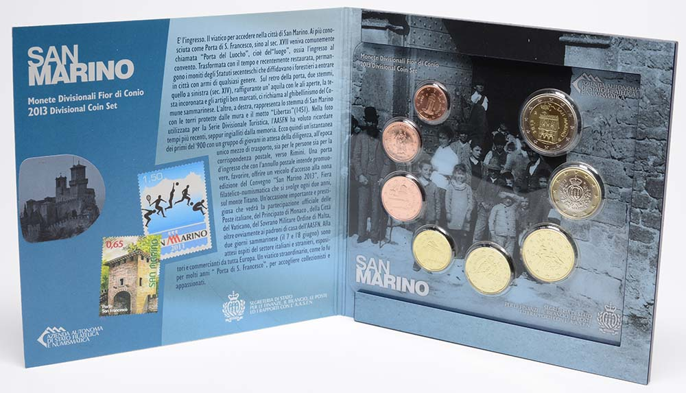 Lieferumfang:San Marino : 3,88 Euro KMS San Marino  2013 Stgl.
