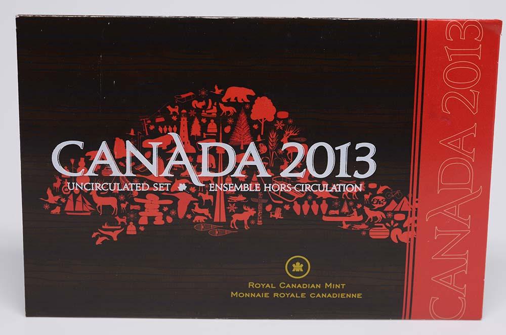 Kanada : 3,91 Dollar Jahressatz  2012 Stgl.