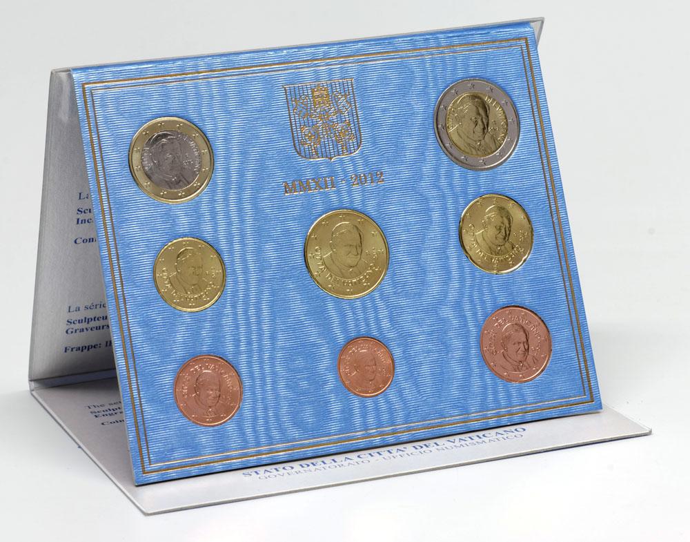 Lieferumfang:Vatikan : 3,88 Euro KMS Vatikan  2012 Stgl.