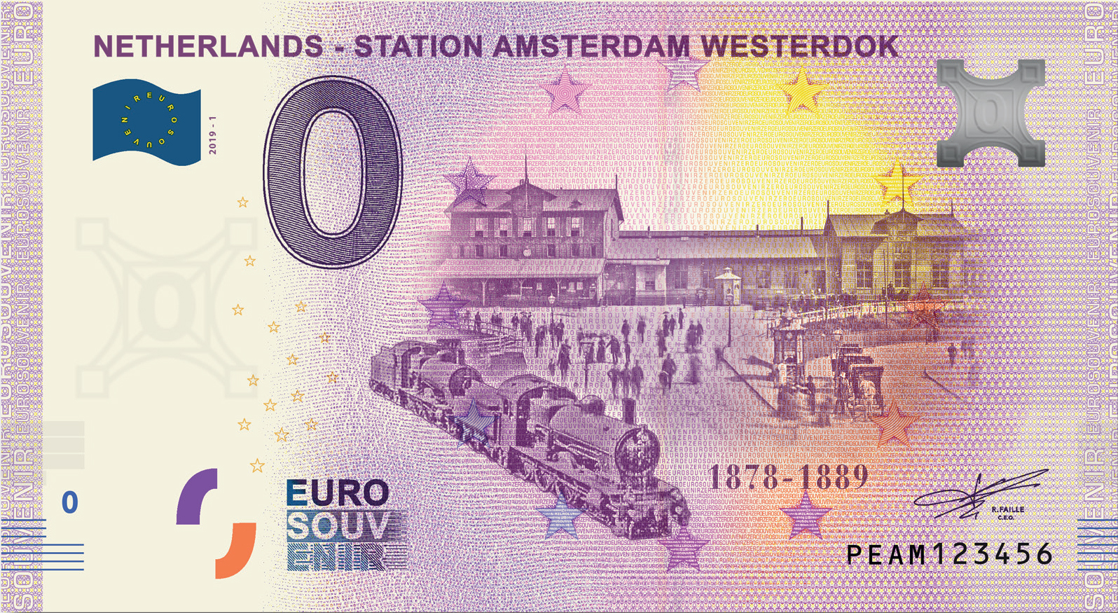 0 Euro NL Station Amsterdam Westerdok.jpg