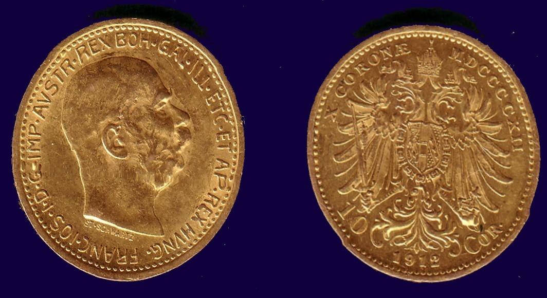 Goldmünzen Wertanfrage Florin Kronen Dt Reich Lire
