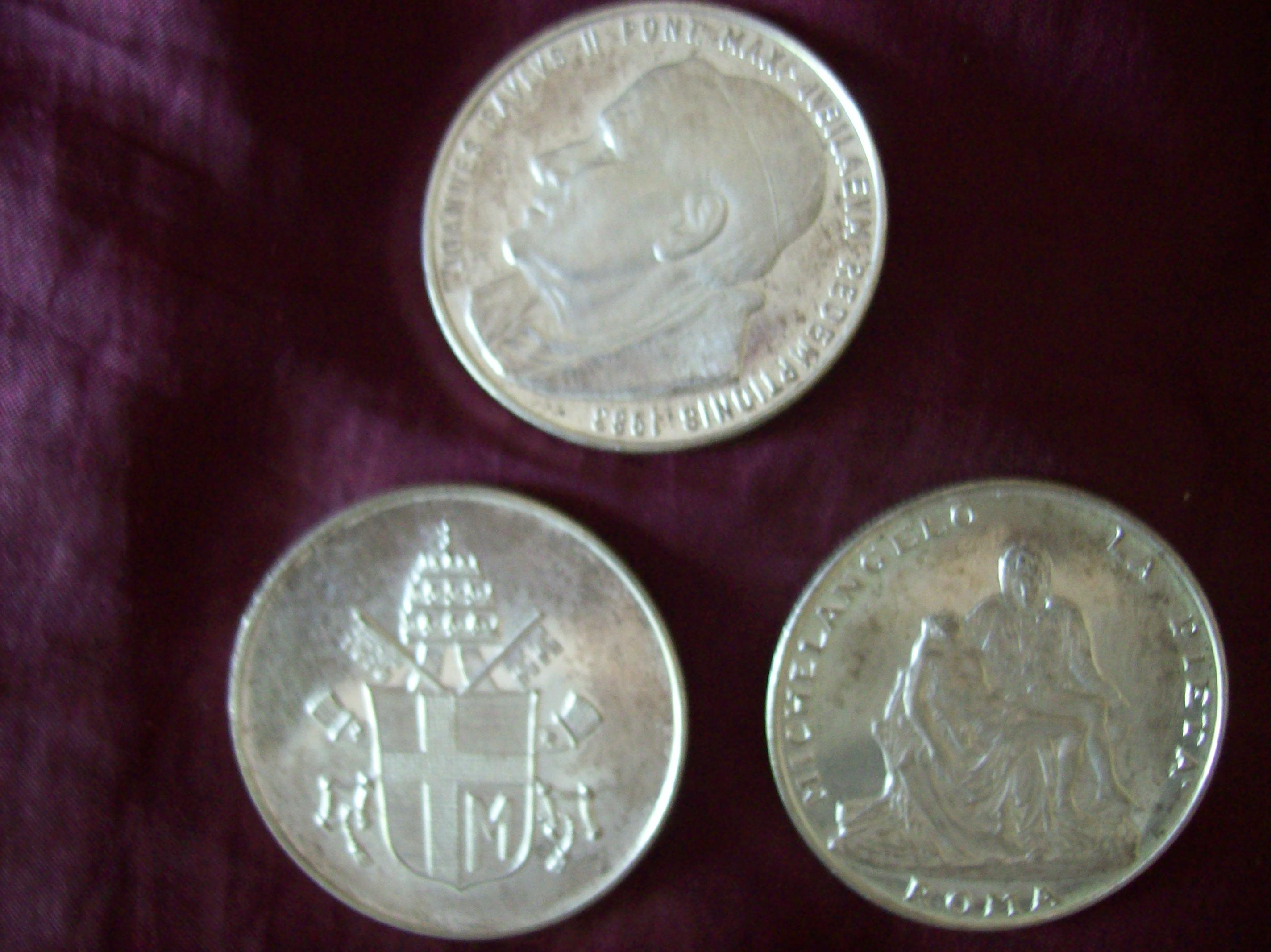 Ausländische Münze