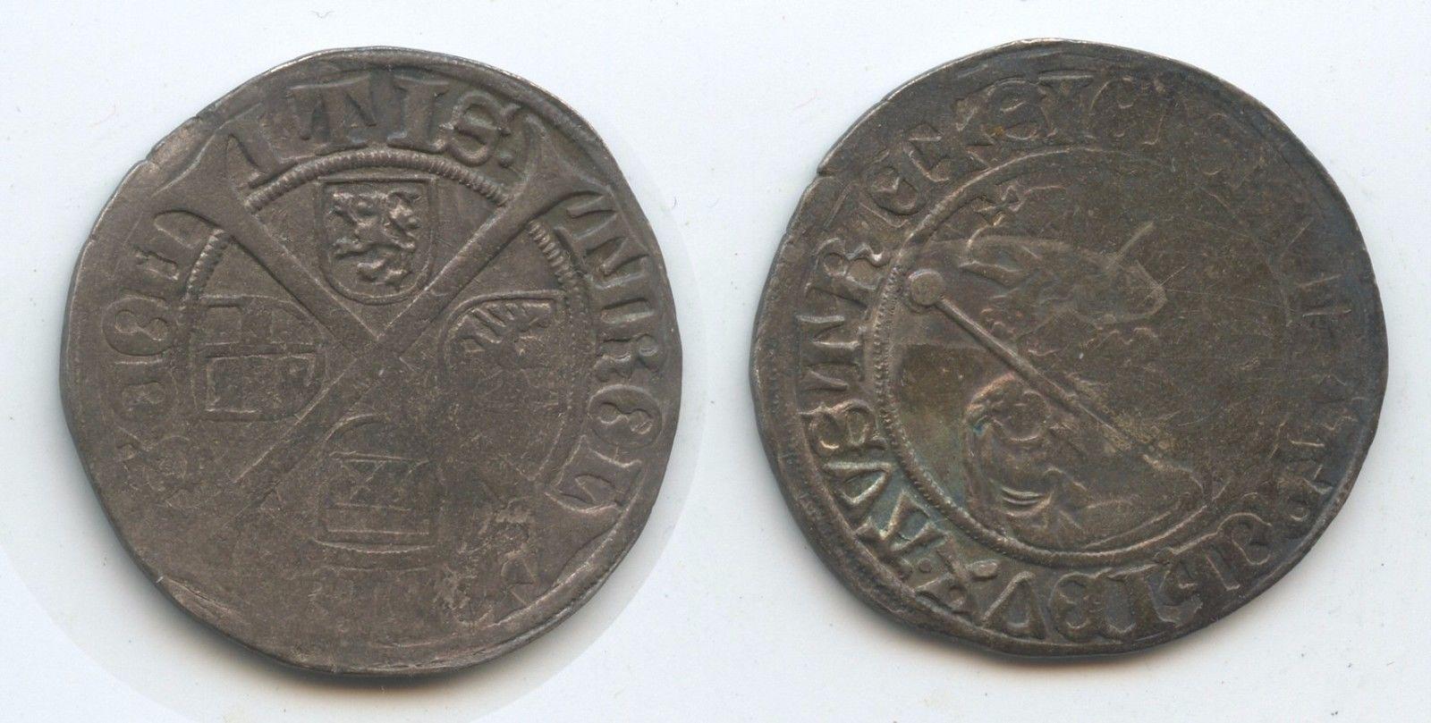 1446-90 ca 6 Kreuzer oJ Hall Tirol.jpg