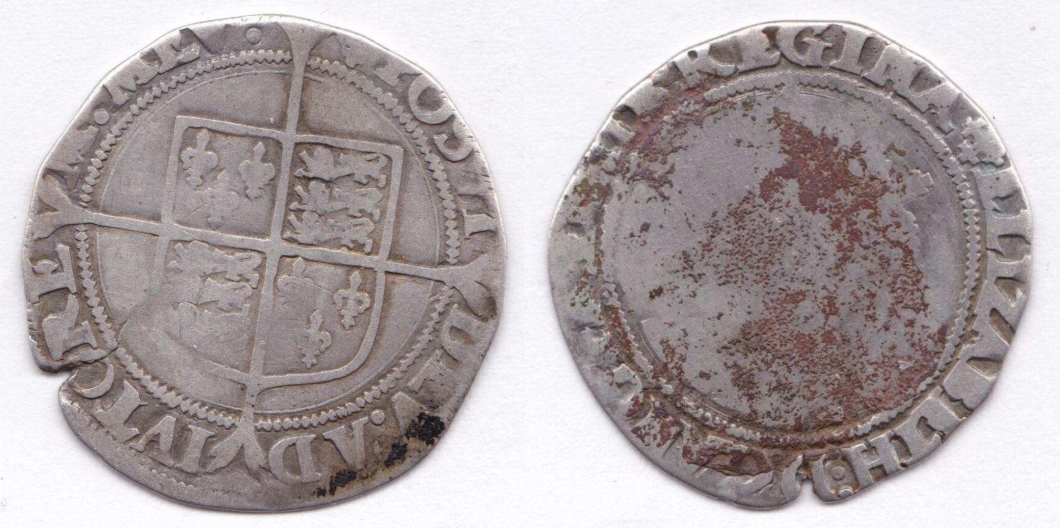 1560-61 Shilling 2nd Issue Mintmark Crosslet Tower Mint.jpg