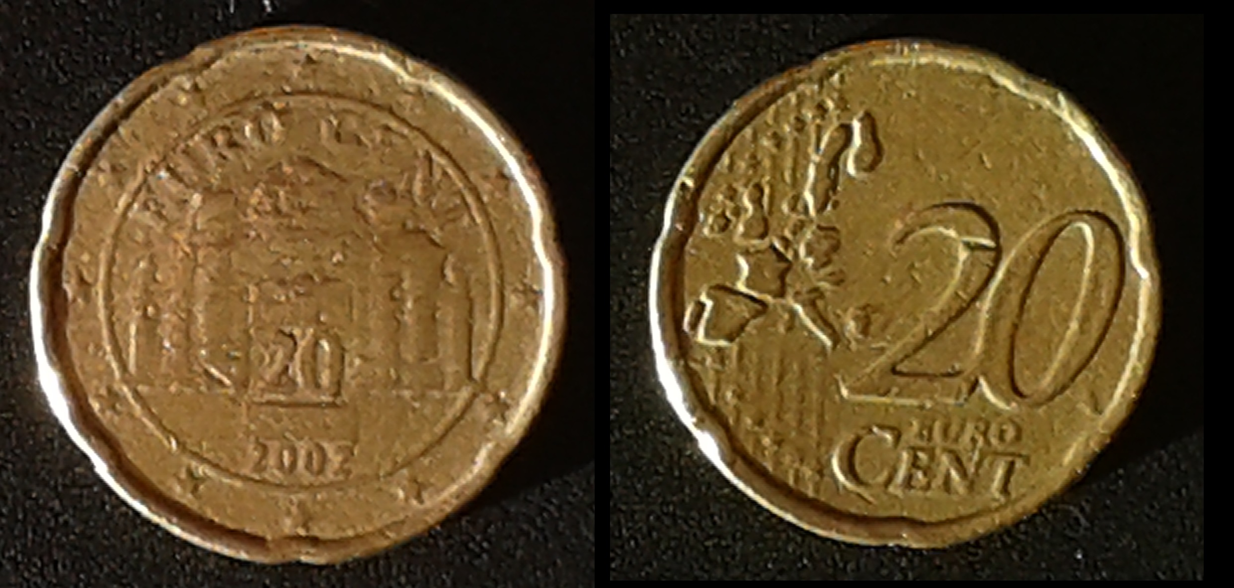 20 Cent österreich 2002