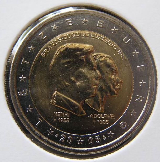 2005 07 Luxemburg Henri und Adolphe.JPG