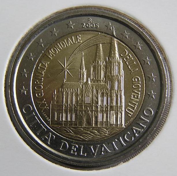 2005 14 Vatikan 20. Weltjugendtag Köln.JPG