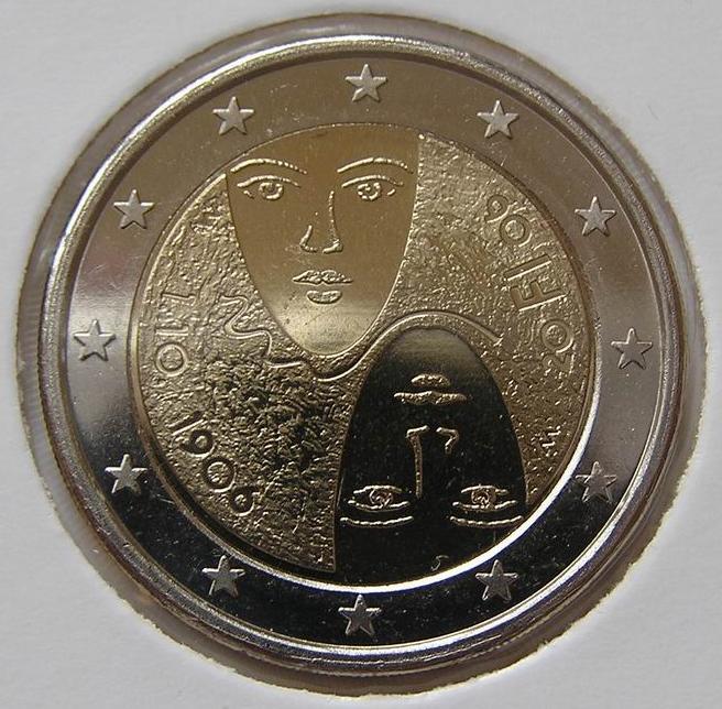 2006 19 Finnland Allgem u gleiches Wahlrecht.JPG
