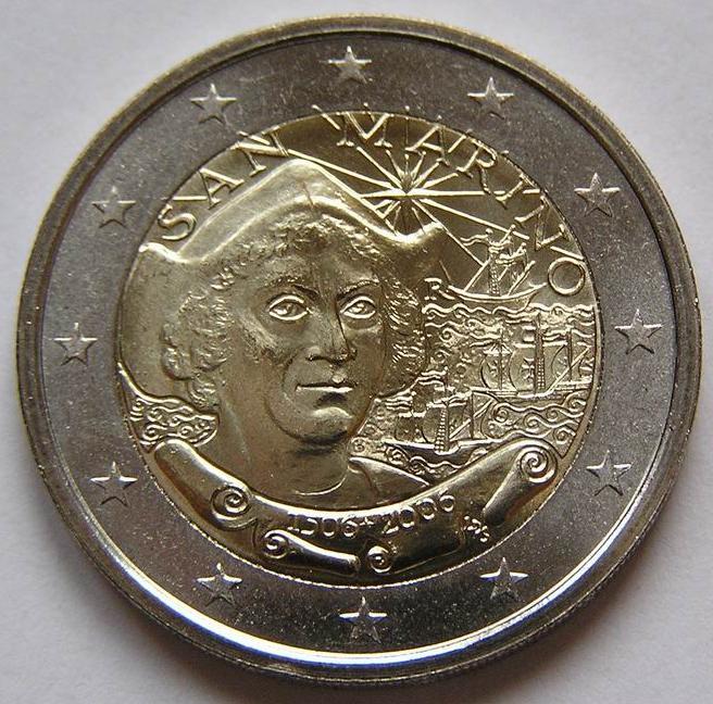 2006 20 San Marino Christoph Columbus.JPG