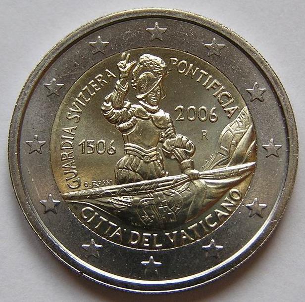 2006 21 Vatikan Schweizer Garde.JPG