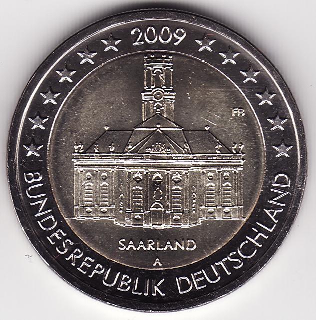 2009 69 Deutschland Ludwigskirche Saarbrücken.jpg