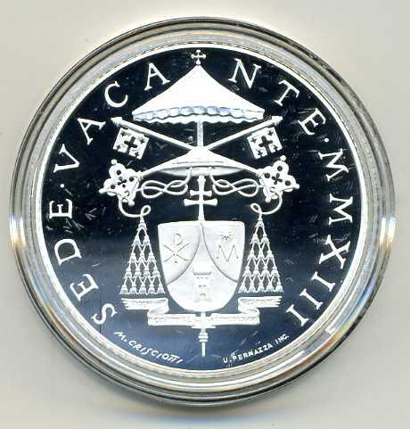 2013 Vatikan Sede Vacante 5 EUR 6.jpg