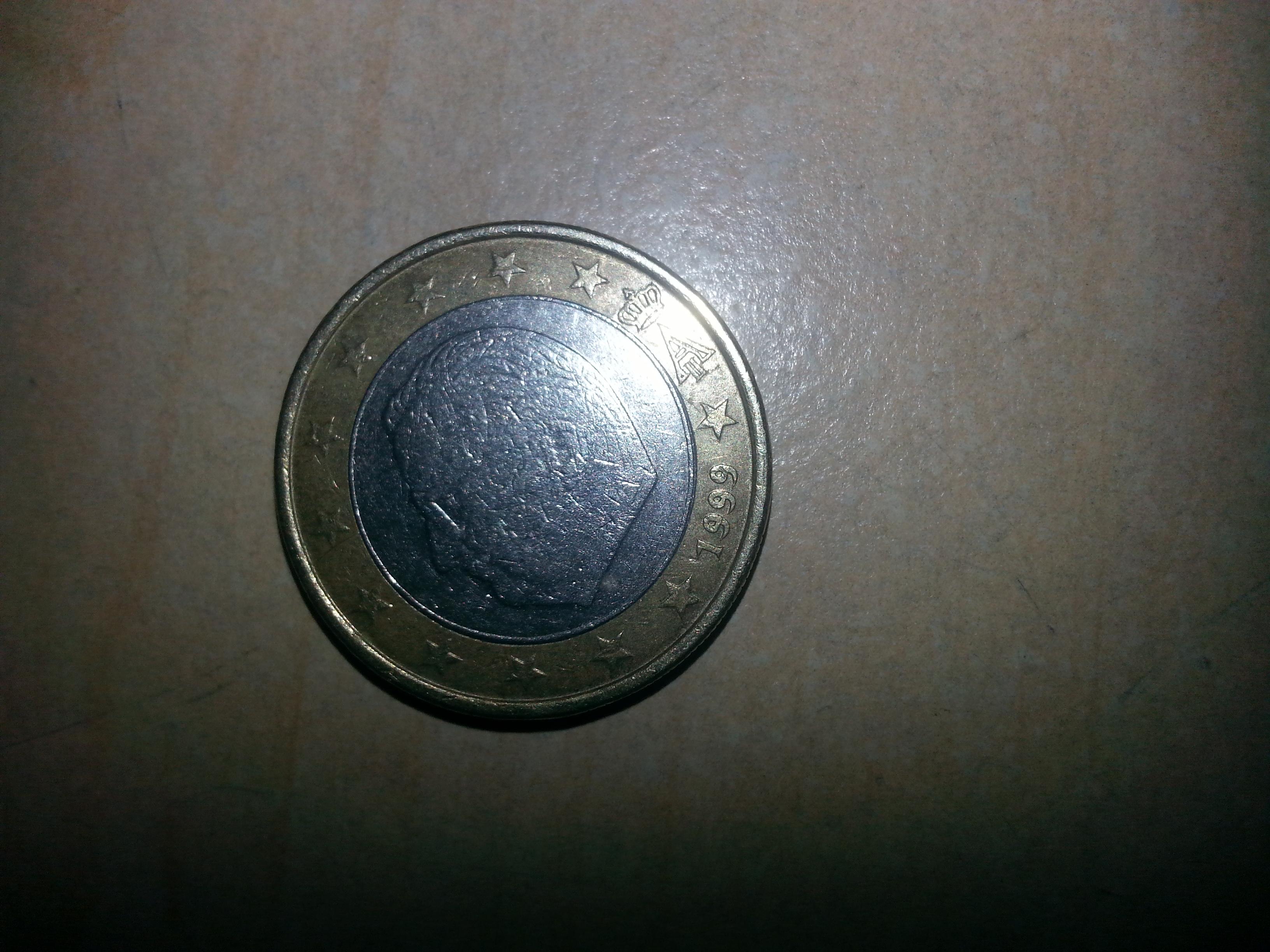1 Euro 1999 Wertvoll