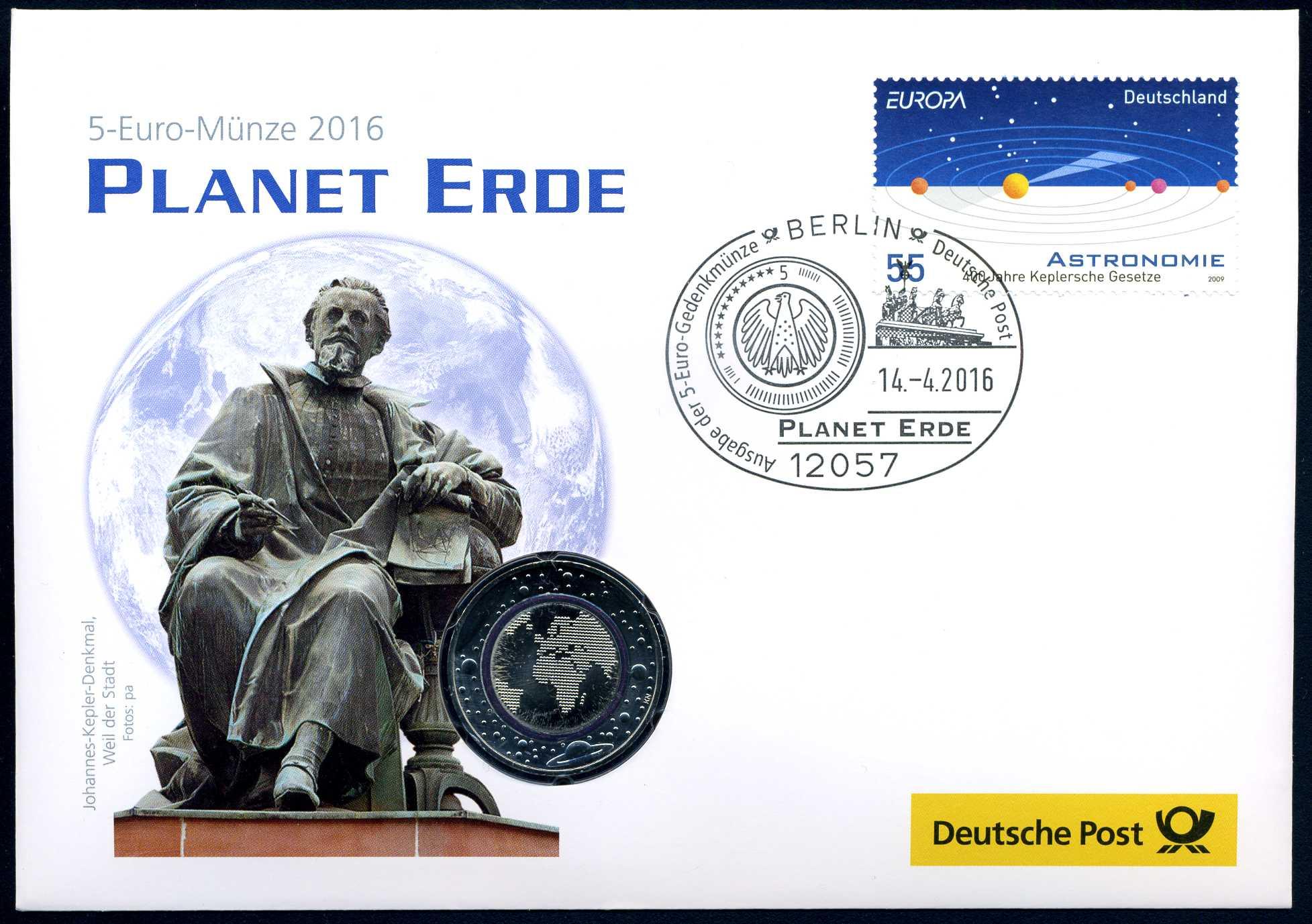2016 Numisbrief 5 € Planet Erde 1.jpg