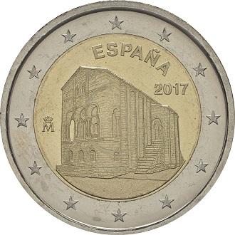 2017 269 Spanien Boceto moneda aprobado Santa María del Naranco (2).jpg