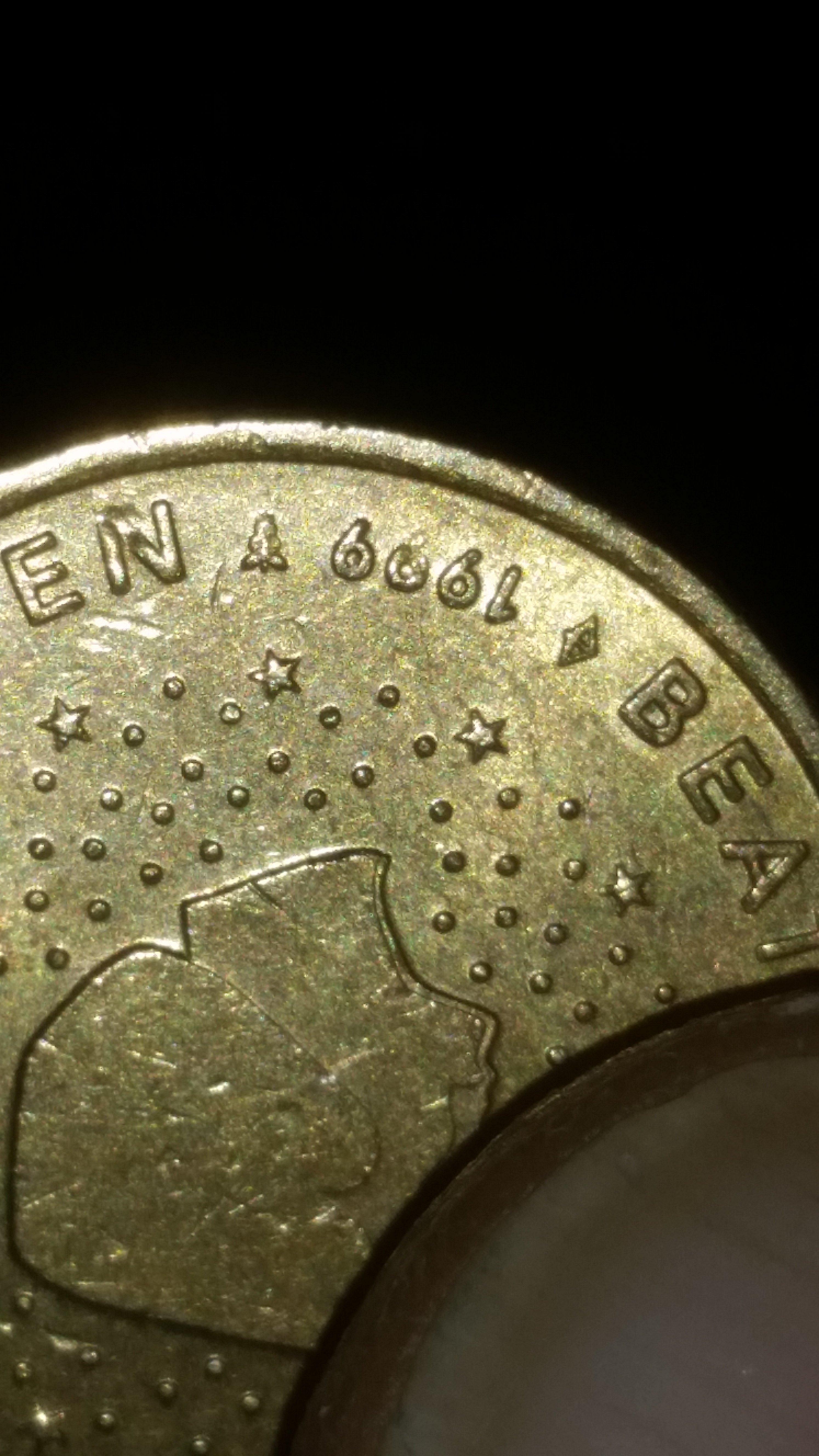 50 Cent Niederlande 1999 Fehlprägung Oder Nicht