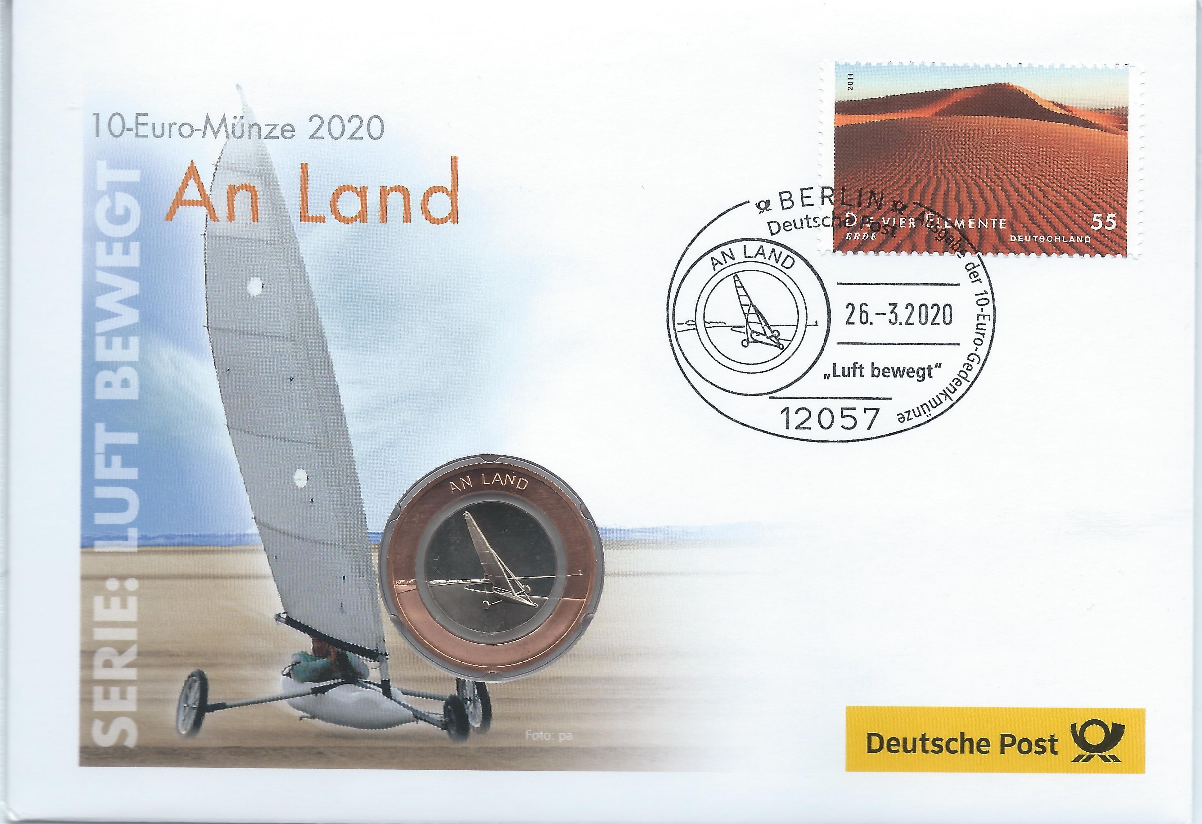 2020 Numisbrief 10 € An Land 1.jpg