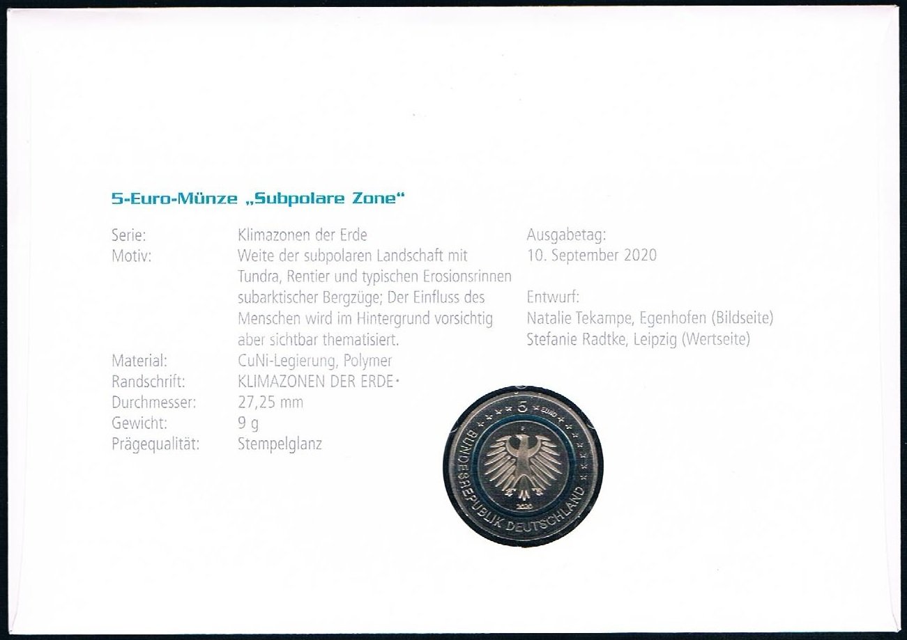 2020 Numisbrief 5 € Subpolare Zone 2.jpg