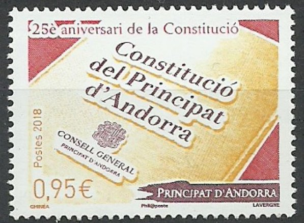 AD 311 FR 2018 25th-Anniversary-of-the-Constitution-of-Andorra.jpg