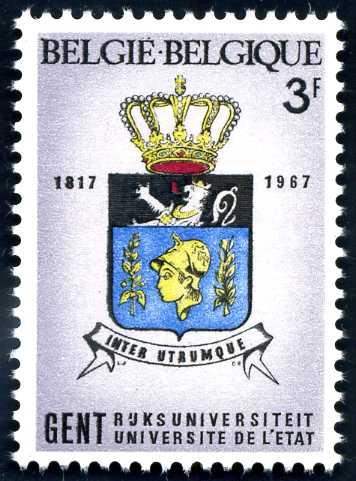 BE 283 1967 150 J. Universität Gent.jpg