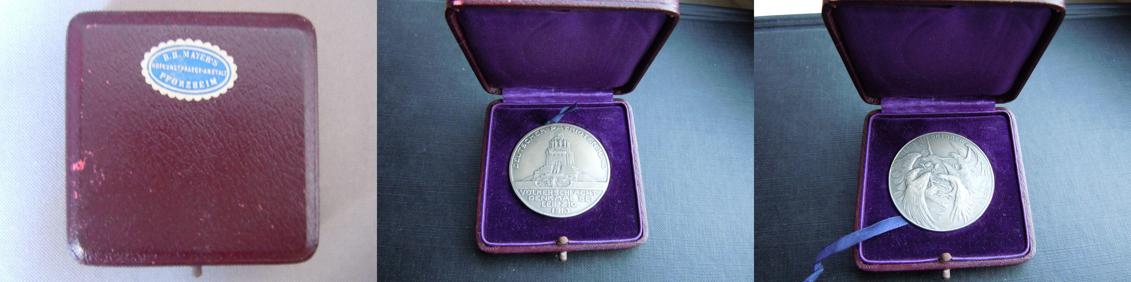 BHM Medaille bronze versilbert 1913.jpg