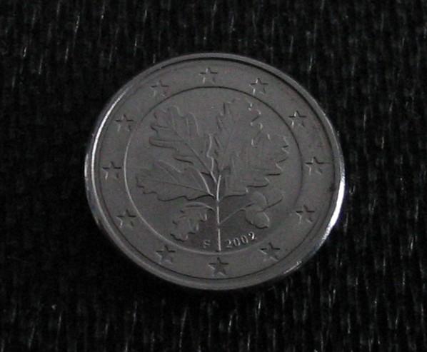 1 Cent Aus Silber