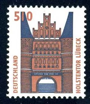 DE 015 1997 Holstentor Lübeck.jpg