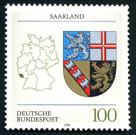 DE 069 2004 Wappen Saarland.jpg