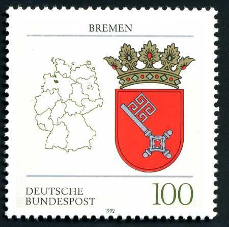 DE 078 1992 Wappen Bremen.jpg