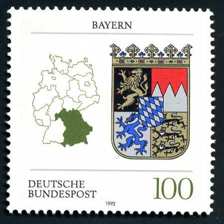DE 124 1992 Wappen Bayern.jpg